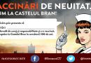 El Castillo de Drácula ofrece vacunas gratis