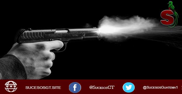 Sicarios perpetran ataque armado en Mixco
