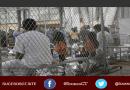 niños migrantes enjaulados por el gobierno de USA