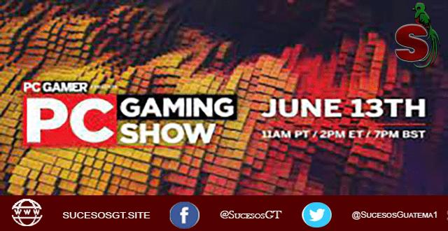 Anuncio digital del PC Gaming Show