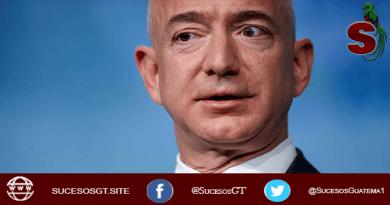 Jeff Bezos no es astronauta