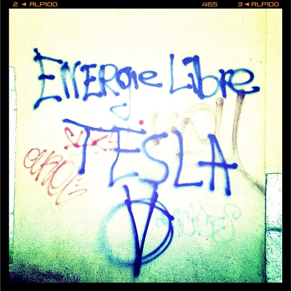 energie libre tesla