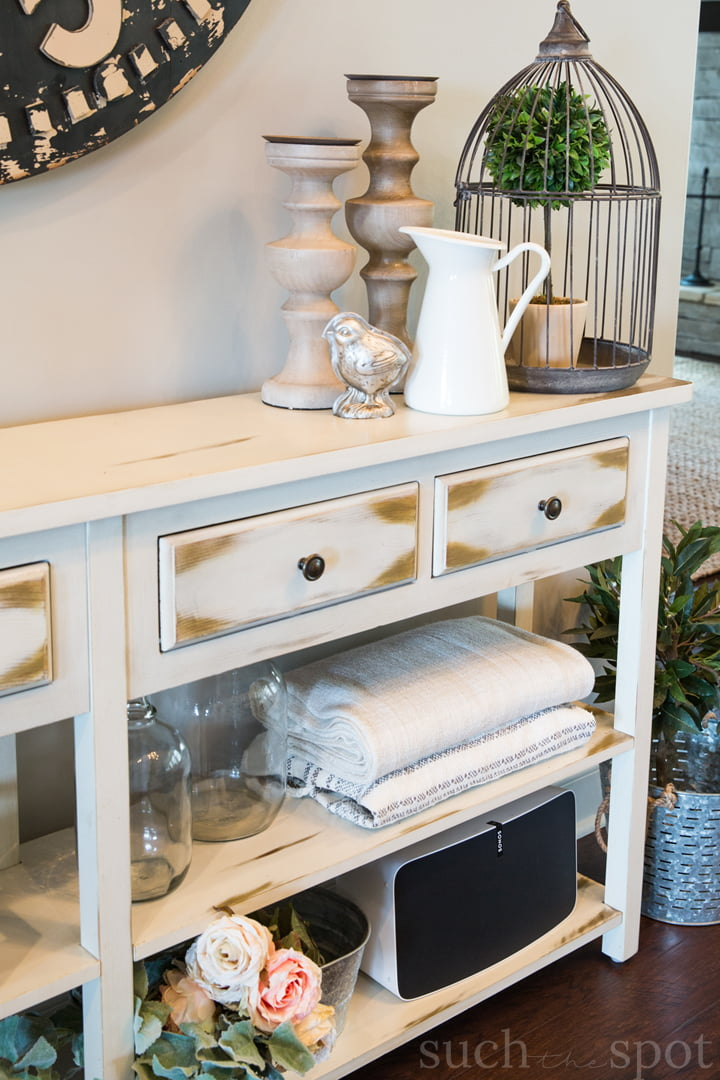 Console Table For Spring 5237 Such The Spot