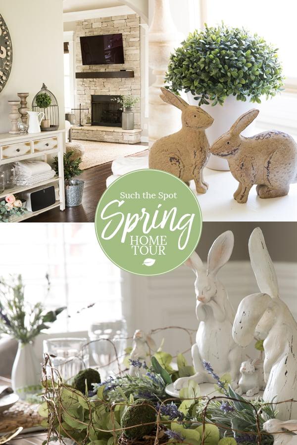 Modern Farmhouse Spring Home Decor Ideas Home Tour