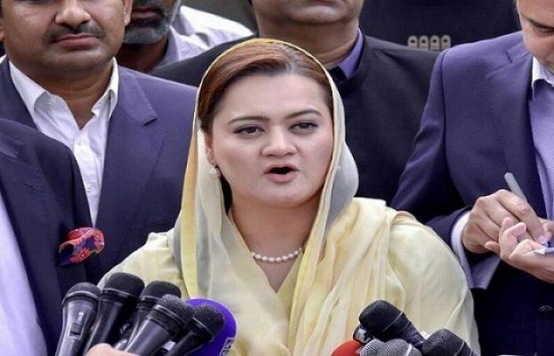 The spokesperson of Pakistan Muslim League Nawaz (PML-N) Marriyum Aurangzeb