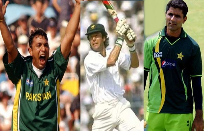 Photo of Azhar Mahmood and Abdul Razzaq choose Imran Khan as dream partner – SUCH TV