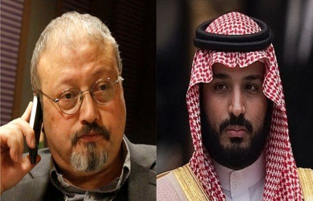 Turkish and US officials accuse Crown Prince Mohammed bin Salman of orchestrating the killing an allegation