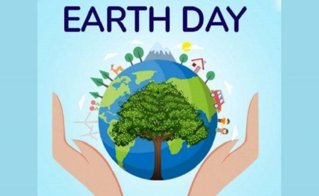 World Earth Day Celebrated Today Such Tv