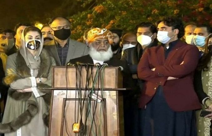 PDM is stronger than before, rumours about conflict within alliance are false: Fazl – SUCH TV