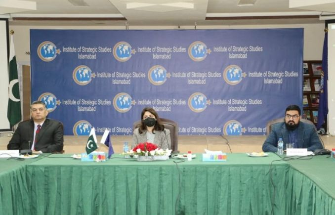 IRCRA delegation briefed about global politics, Pak-Afghan ties – SUCH TV