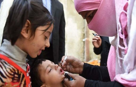 Image result for KP government to launch 5-day anti-polio campaign from August 6