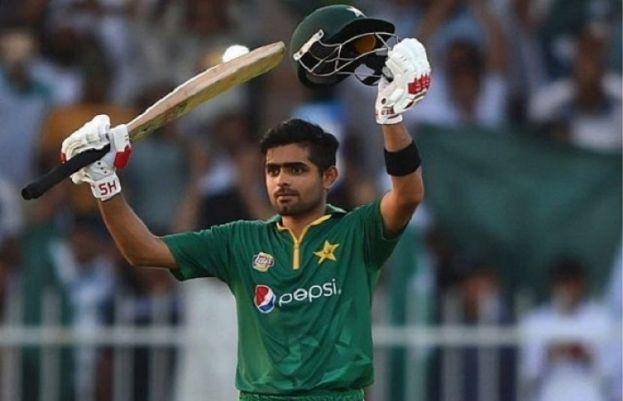 Pakistan's flamboyant batsman Babar Azam