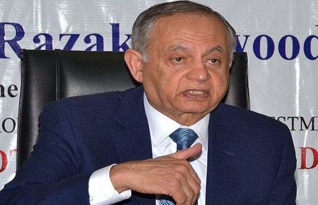 Adviser to Prime Minister on Commerce Abdul Razak Dawood