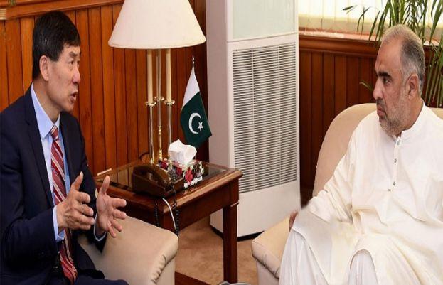 Pakistan making sincere efforts for sustainable development goals: Asad Qaiser