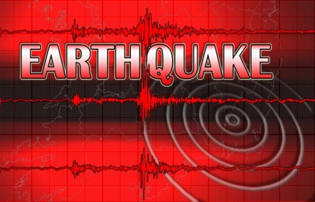 A 5.0 magnitude earthquake hit different parts of the country