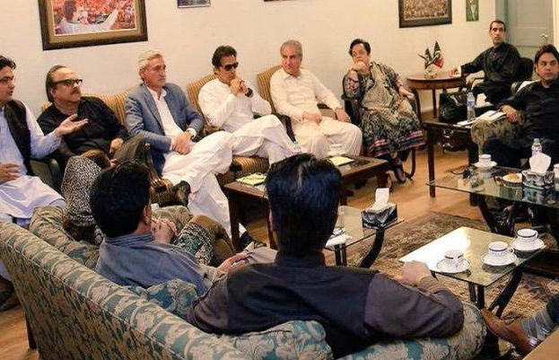 Two meetings called at Bani Gala to discuss budget, lawyers' protest