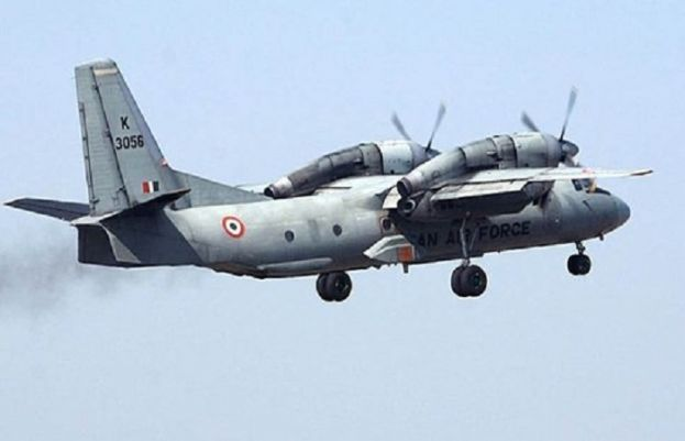 Search for Indian air force plane lost near China enters fourth day
