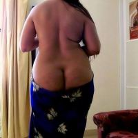 Naked ass nude butt back side Telugu bhabhi
