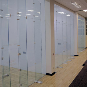 Racquetball Court Construction and Installation  Sports