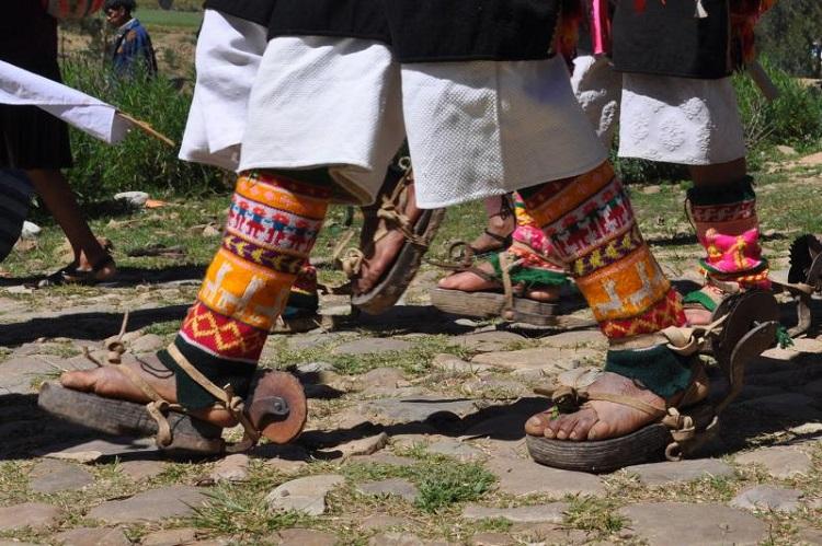 Pujllay festival tarabuco sucre bolivia 5
