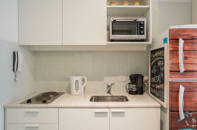 Apartamento Alquiler temporario cocina integrada