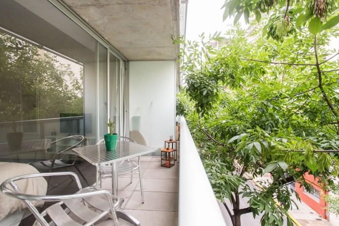Apartamento Alquiler temporario balcon a la calle