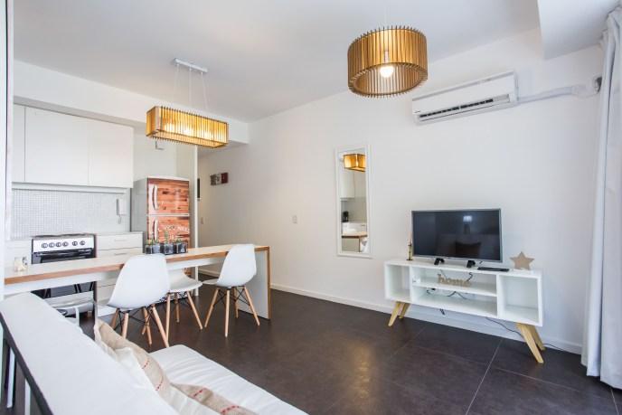 Apartamento Amoblado deluxe living