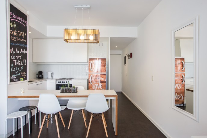Apartamento Amoblado deluxe desayunador