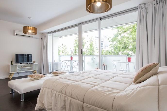 Apartamento Amoblado deluxe ventana