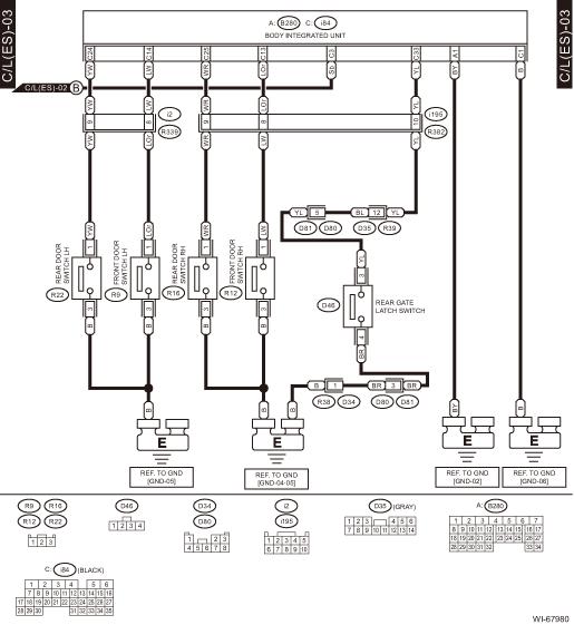 Interior Wiring Diagram
