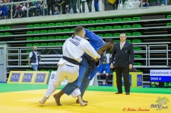 Championnat de France 1D 2016 : Abdherramane Diao