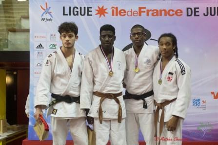 Demi finale du championnat de France cadets (série 1)