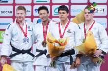 Paris Grand Slam 2017 : Axel Clerget - European Judo Union / Photographe : Rafal Burza