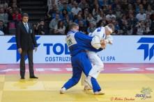 Paris Grand Slam 2017 : Axel Clerget contre Zgank
