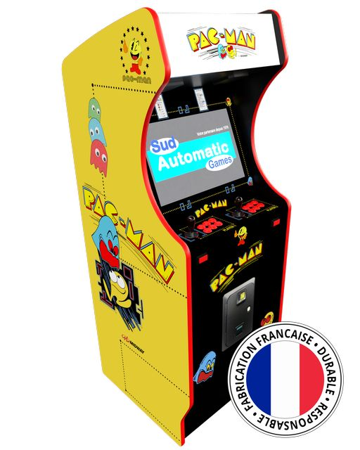 borne arcade Pac Man