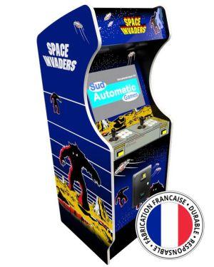 borne arcade Space Invaders