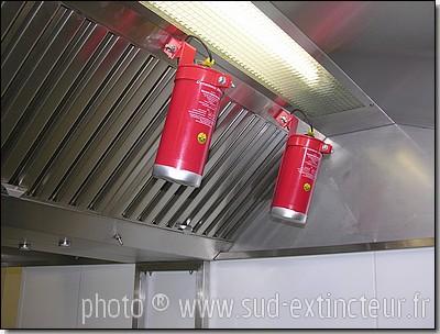 évacuation hotte de cuisine
