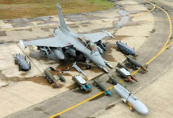 طائرة حربية رافال