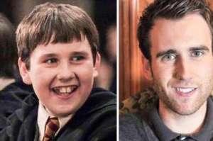 أبطال سلسلة هاري بوتر بعد 14 عام