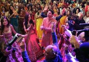 زواج ملياردير هندي