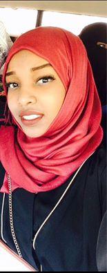 طالبة سودانية تحرز المركز الاول على الشهادة السعودية
