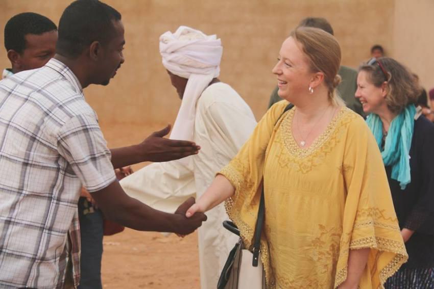 السفارة الامريكية تواصل افطاراتها الاجتماعية مع الاسر السودانية