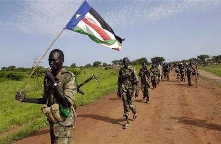 الإفراج عن 250 طفلا مجندا في جنوب السودان