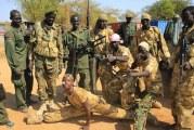 عصابات (الجيش الشعبي) اتخذت من الرجاف مقرا لها