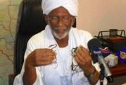 """ممثل الحركة الإسلامية الموريتانية """"محمد جميل منصور يتحدث عن دكتور """"الترابي"""""""