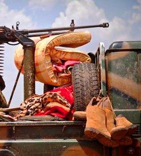 معارك عنيفة في ملكال بجنوب السودان