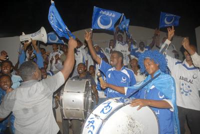 الجالية واتحاد الطلاب السودانيين بالمغرب يعدون العدة لاستقبال الهلال