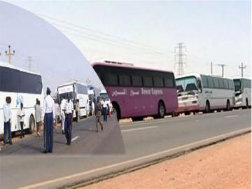 الحكومة السودانية تتجِّه للخروج من قطاع النقل