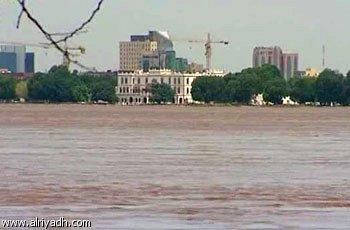 موظف بشركة أمنية يعثر على جثة شاب طافية على النيل