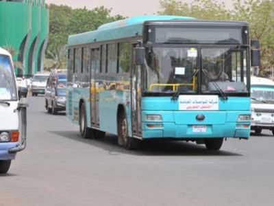 اضراب (195) بصاً بولاية الخرطوم وتفاقم أزمة المواصلات